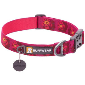 Ruffwear Flat Out Collar, alpenglow burst